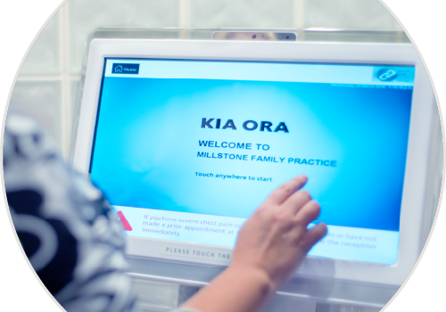 Medtech Kiosk is now available for practices in New Zealand