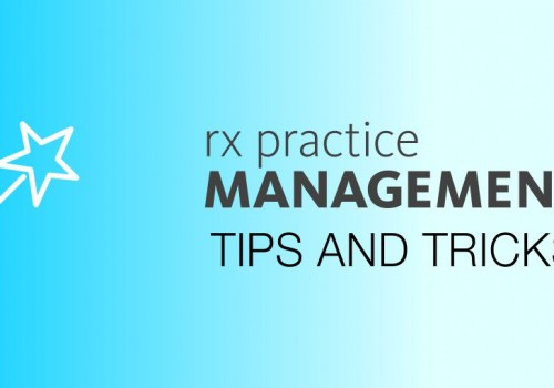 Rx Medical Tips and Tricks – SMS