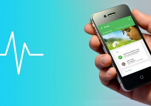 Tech Meets Health as Wellington Patients Health Records on Phones