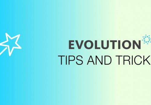 Tips & Tricks – Medtech Evolution