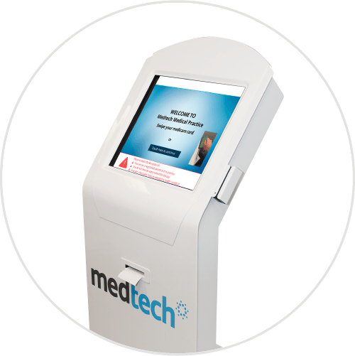 Medtech Healthcare Kiosk Solution AU