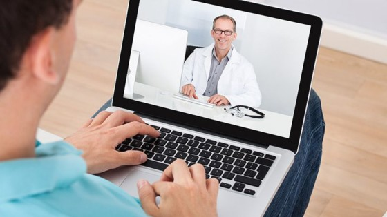 Remote consultations and patient monitoring